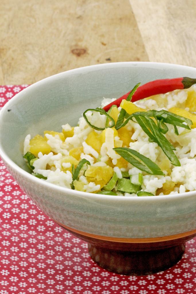 rijst-met-mango
