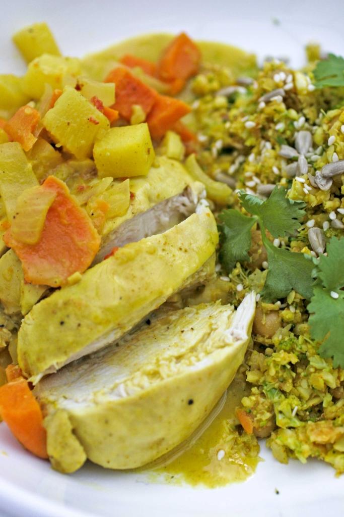 Klassieker--Kip-curry
