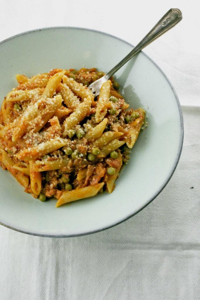 chorizo-met-pasta