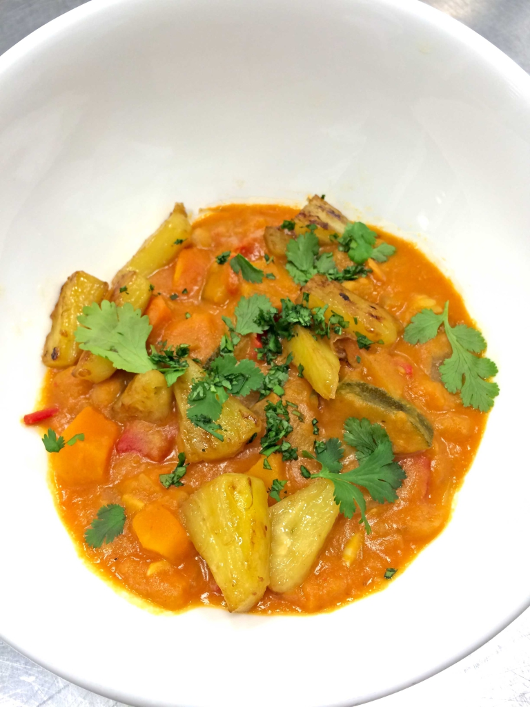 curry-met-ananas