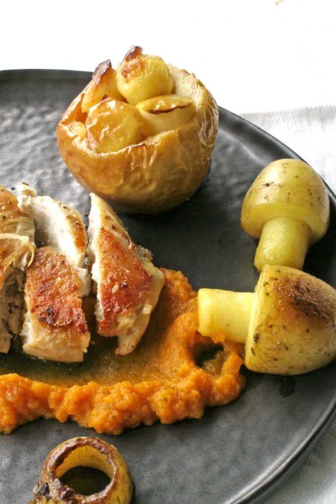 gebakken-appeltjes-met-kip