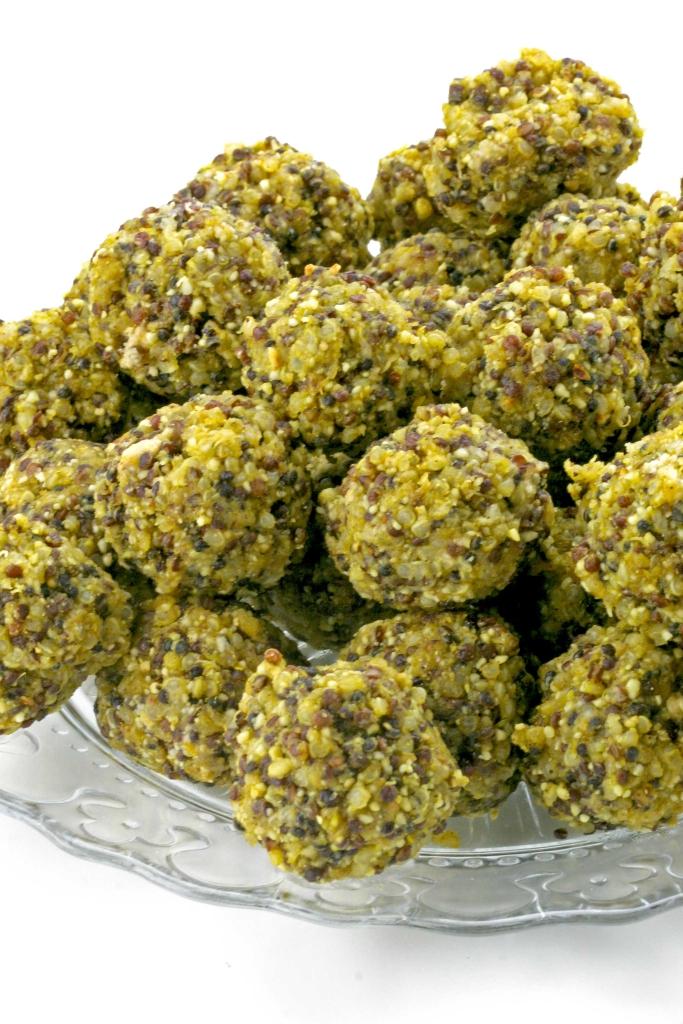 quinoaballetjes