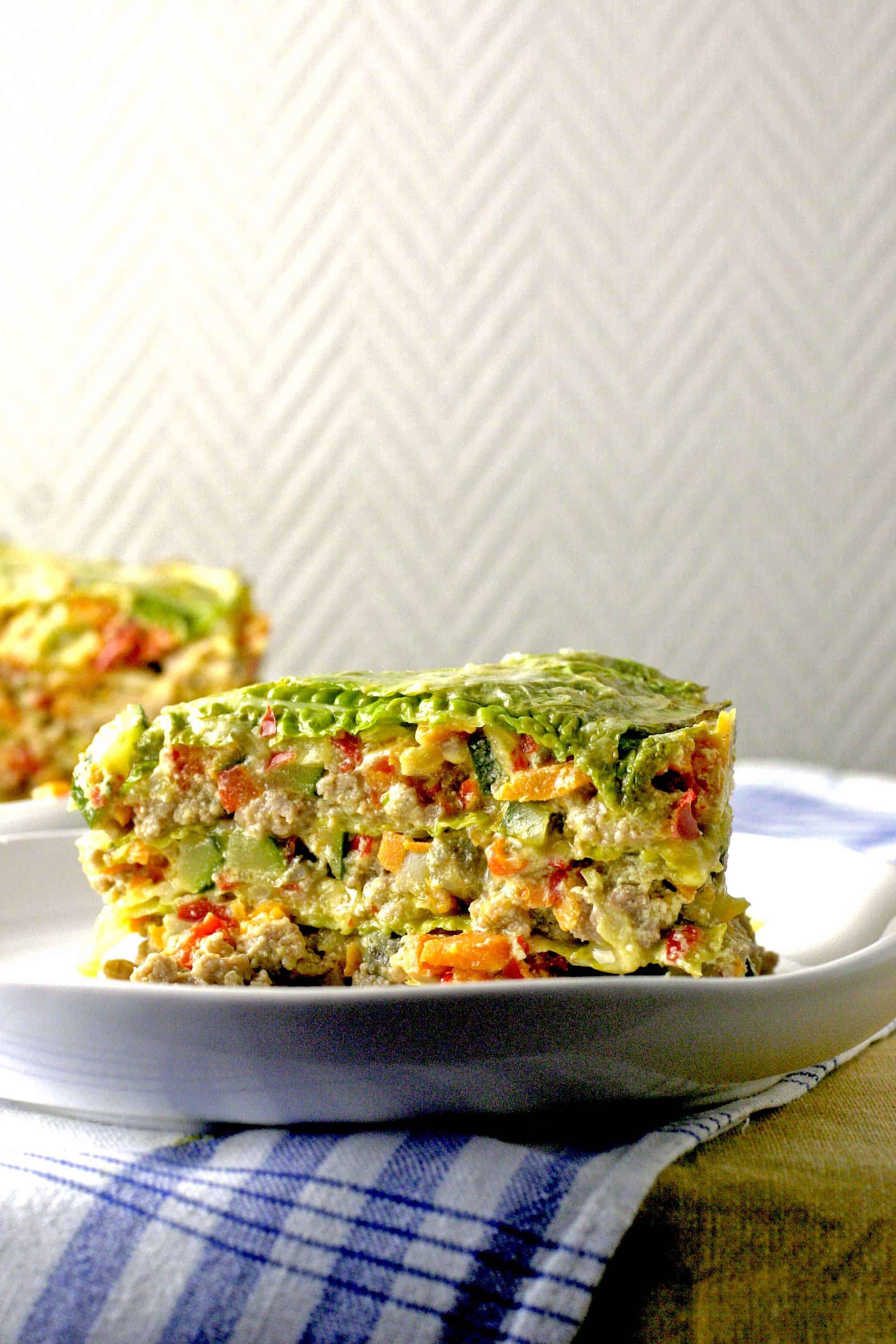 groen-kool-taart-met-gehakt