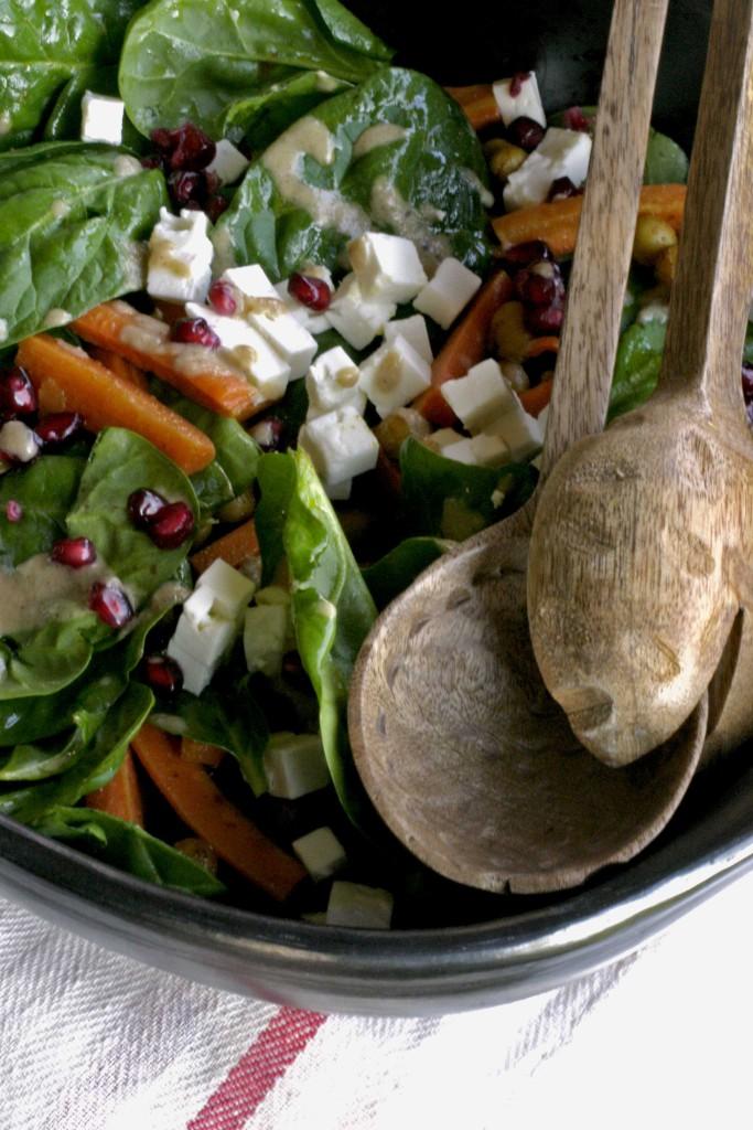 geroosterde-wortelen-salade