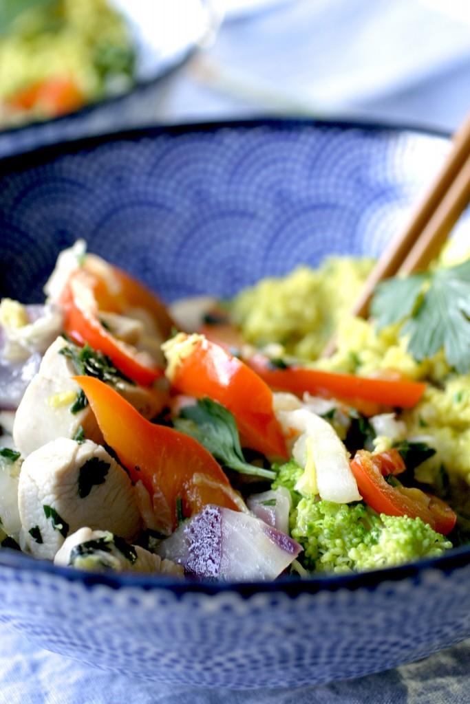 eenvoudige-kip-wok