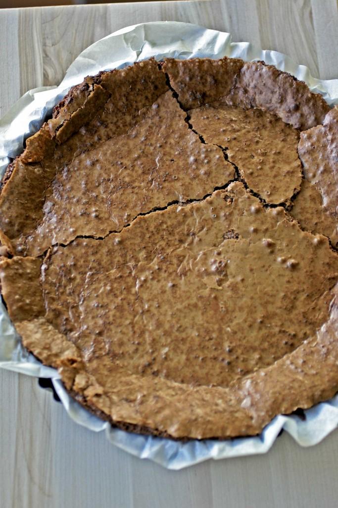 glutenvrije-chocolade-taart
