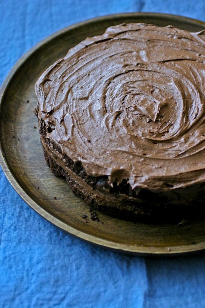rodebiet-chocolade-taart