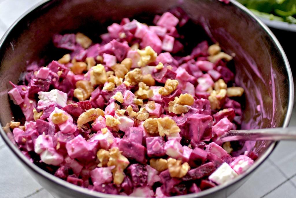 rode-biet-salade
