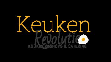 Keukenrevolutie. Foodblog Logo