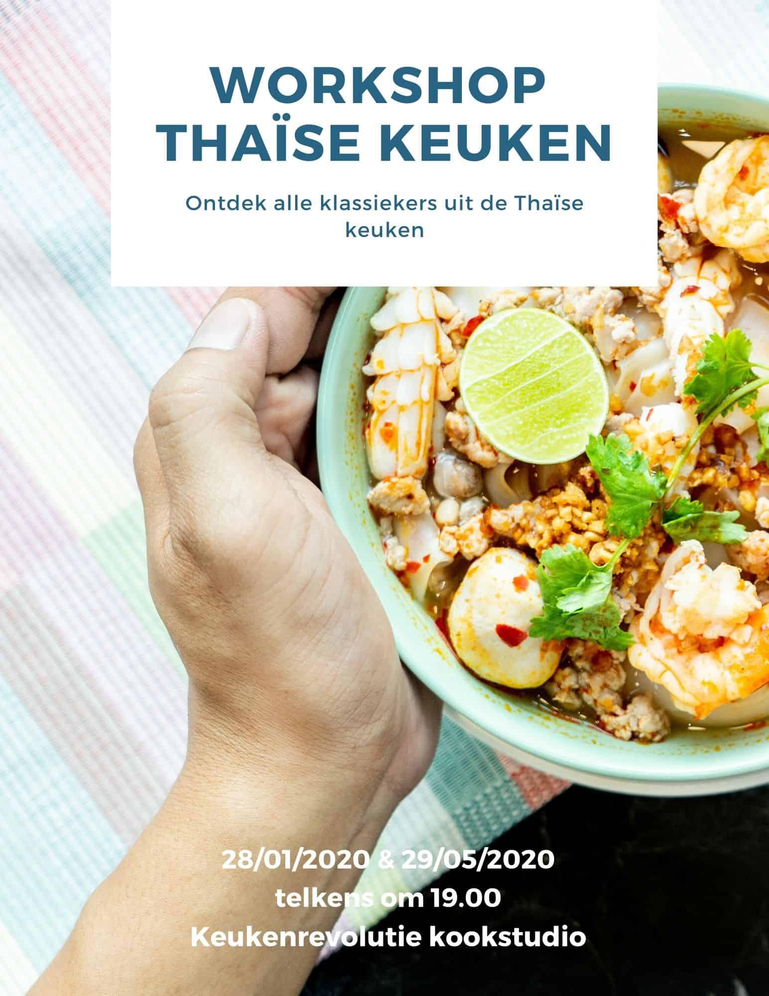Leer de basis en de klassiekers van de Thaise keuken